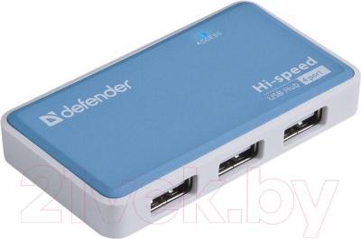 Разветвитель USB Defender Quadro Power / 83503 - общий вид