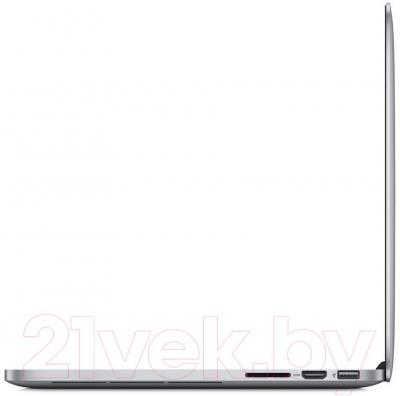 Ноутбук Apple MacBook Pro 13'' Retina (MF840RS/A) - вид сбоку