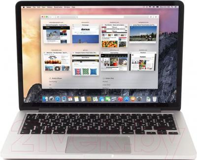 Ноутбук Apple MacBook Pro 13'' Retina (MF840RS/A) - общий вид