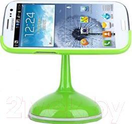 Держатель для портативных устройств Nillkin Rotating Color (зеленый, для Galaxy S3/I9300) - общий вид