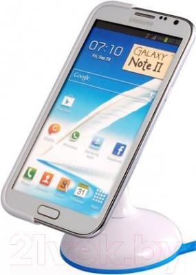 Держатель для портативных устройств Nillkin Rotating Color (белый, для Galaxy Note 2/N7100) - общий вид