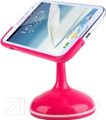 Держатель для портативных устройств Nillkin Rotating Color (красный, для Galaxy Note 2/N7100) - общий вид