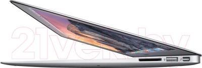 "Ноутбук Apple MacBook Air 11"" (MJVP2RS/A) - вид сбоку"
