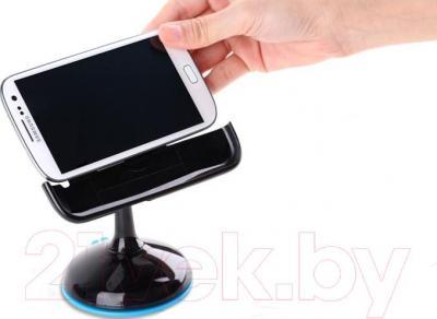 Держатель для портативных устройств Nillkin Rotating Color (черный, для Galaxy Note 2/N7100) - общий вид