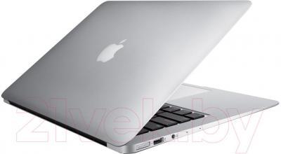 "Ноутбук Apple MacBook Air 13"" (MJVE2RS/A) - вид сзади"