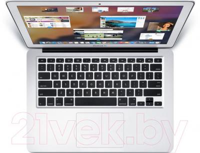 "Ноутбук Apple MacBook Air 13"" (MJVE2RS/A) - вид сверху"