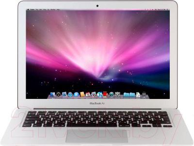 "Ноутбук Apple MacBook Air 13"" (MJVE2RS/A) - общий вид"