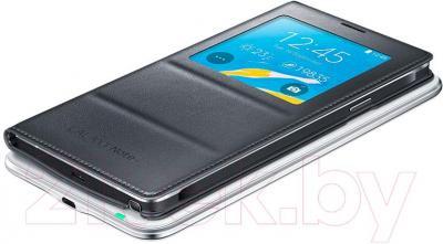 Беспроводное зарядное устройство Samsung EP-KN910IBRGRU (+ задняя крышка) - общий вид