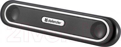 Мультимедиа акустика Defender NoteSpeaker-S5 USB / 65549 - общий вид