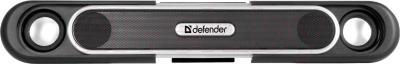 Мультимедиа акустика Defender NoteSpeaker-S5 USB / 65549 - вид спереди