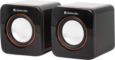 Мультимедиа акустика Defender SPK-530 / 65530 (черный) - общий вид