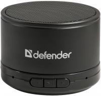 Портативная колонка Defender Wild Beat / 65554 (черный) -