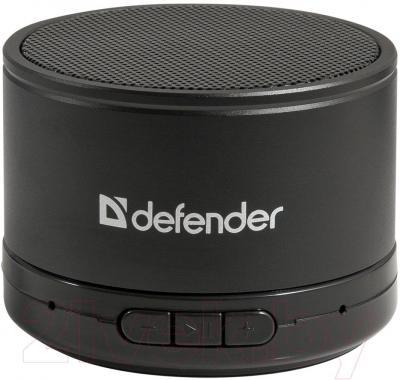 Портативная колонка Defender Wild Beat / 65554 (черный) - общий вид