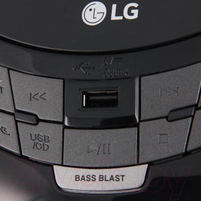 Магнитола LG SB19BT