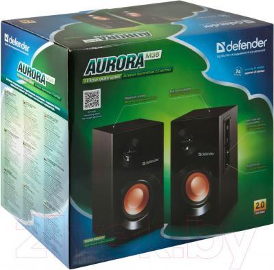 Мультимедиа акустика Defender Aurora M35 / 65624 - в упаковке