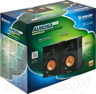 Мультимедиа акустика Defender Aurora S12 / 65415 - в упаковке