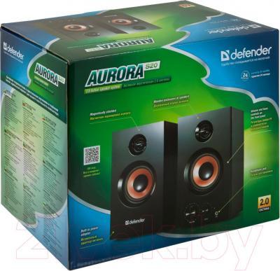 Мультимедиа акустика Defender Aurora S20 / 65419 - в упаковке