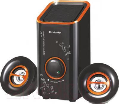Мультимедиа акустика Defender Ion S10 / 65315 - общий вид