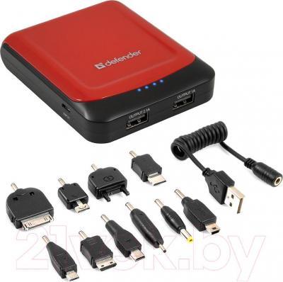 Портативное зарядное устройство Defender Extralife 7800 / 83604