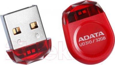 Usb flash накопитель A-data UD310 Red 32Gb (AUD310-32G-RRD) - общий вид
