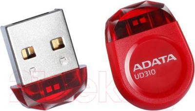 Usb flash накопитель A-data UD310 Red 8Gb (AUD310-8G-RRD) - общий вид