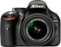 Зеркальный фотоаппарат Nikon D5200 Kit (18-55mm VR II, черный) -