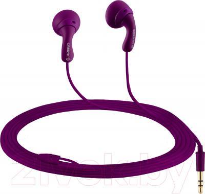 Наушники Cresyn C190E Rubby Dubby (фиолетовый) - общий вид
