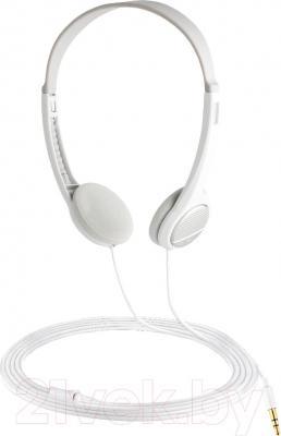 Наушники Cresyn C200H (белый) - общий вид