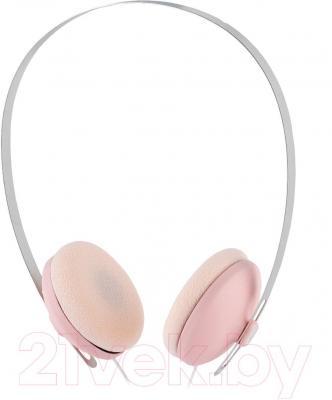 Наушники Cresyn C300H Pastel  (розовый) - общий вид