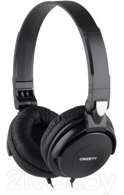 Наушники Cresyn C510H (черный) - общий вид
