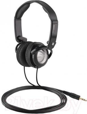 Наушники Cresyn CS-HP500  (черный) - общий вид