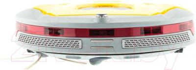Робот-пылесос Kitfort KT-501 (желтый)