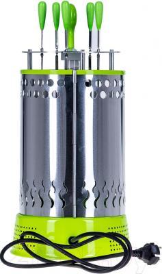 Электрошашлычница Kitfort KT-1402 - общий вид