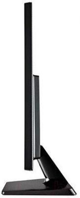 Монитор LG 22M37D-B - вид сбоку