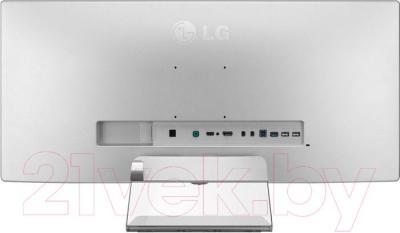 Монитор LG 34UM95-P - вид сзади