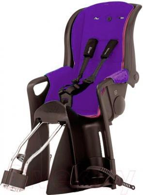 Детское велокресло Romer Jockey Relax (фиолетовый) - общий вид
