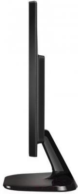Монитор LG 24MP57D-P - вид сбоку