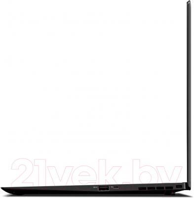 Ноутбук Lenovo ThinkPad X1 Carbon (20BSS01G00) - вид сбоку