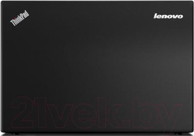 Ноутбук Lenovo ThinkPad X1 Carbon (20BSS02E00) - вид сзади