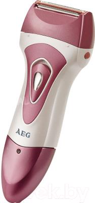Электробритва для женщин AEG LS 5541 (красный)