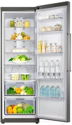 Холодильник без морозильника Samsung RR35H61507F/WT - камеры хранения
