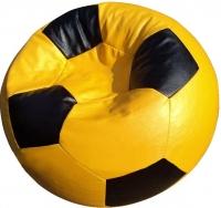 Бескаркасное кресло Flagman Мяч Стандарт М1.3-0816 (желтый с черным) -