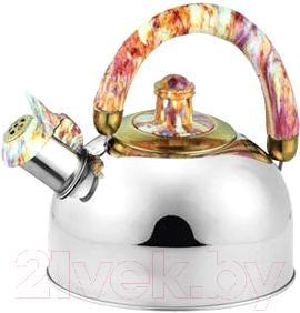 Чайник со свистком Bohmann BHL 300 - общий вид (цвет товара уточняйте при заказе)