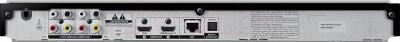 Blu-ray-плеер Samsung BD-F7500/RU - вид сзади