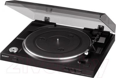 Проигрыватель виниловых пластинок Sony PS-LX300USB - общий вид