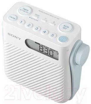 Радиоприемник Sony ICF-FS80 - вполоборота