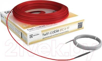 Теплый пол электрический Electrolux ETC 2-17-2500 (двужильные секции) - упаковка