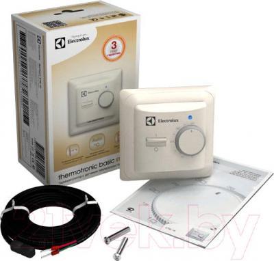 Терморегулятор для теплого пола Electrolux Thermotronic ETB-16 - комплектация