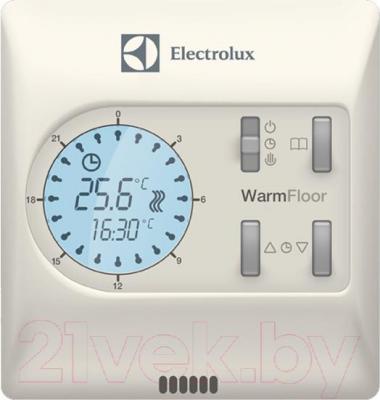 Терморегулятор для теплого пола Electrolux Thermotronic ETA-16 - общий вид