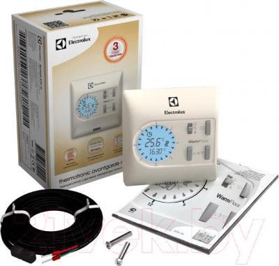 Терморегулятор для теплого пола Electrolux Thermotronic ETA-16 - комплектация